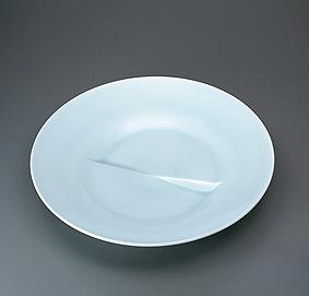 白瓷面取鉢
