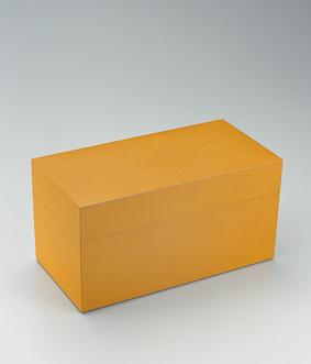 煌めく蒟醤箱