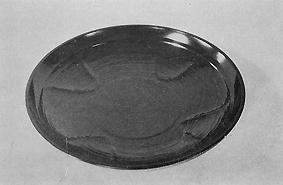 曲輪造うるみ塗鉢