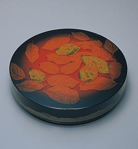 乾漆蒟醤箱「秋陽」