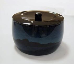 乾漆蒟醤水指「bluemoment」