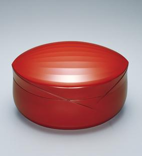 乾漆蓮華食籠