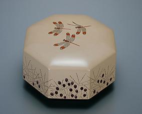 籃胎蒟醤小食籠「里の秋」
